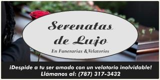 Serenatas de Lujo para Velatorios / Nancy La Pinedo