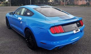 2017 FORD MUSTANG GT 5.0 (STANDARD)