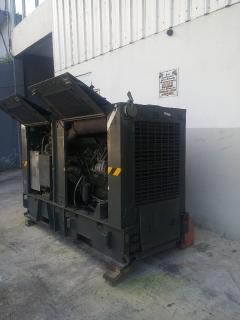 Planta eléctrica 100kw