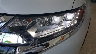 Mitsubishi Outlander 2016 Blanco Perla AT Modelo Basico