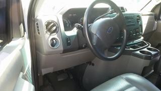 Ford Econoline Cargo Van Commercial Blanco 2013