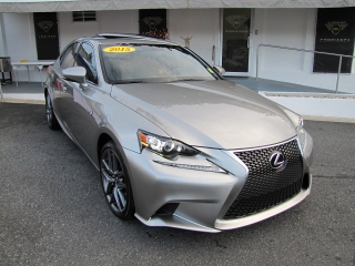 Lexus IS 350 Gris 2015
