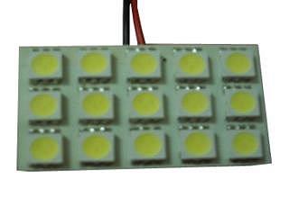 PANEL 15 LED 5050 SMD INTERIORES ETC..