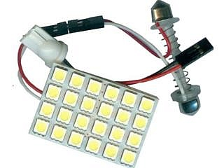 PANEL 24 LED 5050 SMD INTERIORES ETC...