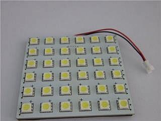 PANEL 36 LED 5050 SMD INTERIORES ETC...