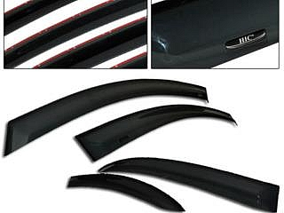 VENT VISORS MITSUBISHI LANCER 08-ON