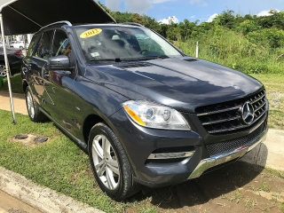 Mercedes Benz ML350 2012 Bluetec turbo diesel