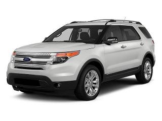 Ford Explorer Xlt 2015