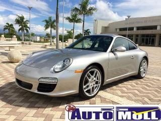 Porsche 911 CARRERA Silver 2011