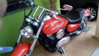 Kawasaki vulcan mean streak 1600, año 2005