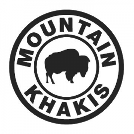 Find Mountain Khakis at Blue Dry Goods