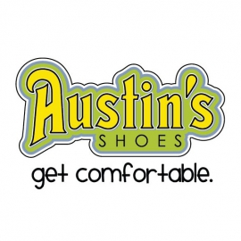 Austin's Favorite Shoes in Muscle Shoals AL