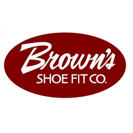 Brown's Shoe Fit Co in Norman OK