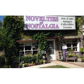 Novelties and Nostalgia in Woodville OH