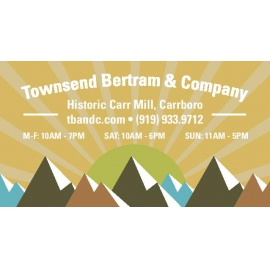 Townsend Bertram & Co. in Carrboro NC
