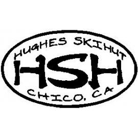 Hughes Ski Hut in Chico CA