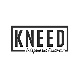 Find Kneed Footwear at Okaped-Penticton