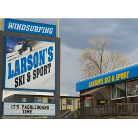 Larson's Ski & Sport in Bonners Ferry ID