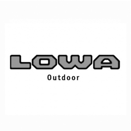 Find LOWA Boots at Hilton's Tent City