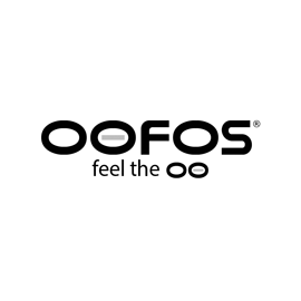 Find OOFOS at Sesame Step Children's Shoes
