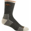 Olive - Darn Tough - Men's Hiker Micro Crew Sock Cushion
