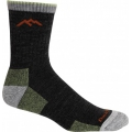 Lime - Darn Tough - Men's Hiker Micro Crew Sock Cushion