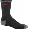 Black - Darn Tough - Men's Hiker Micro Crew Sock Cushion