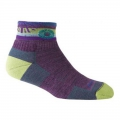 Wisteria - Darn Tough - Women's Daphne Cushion 1/4 Sock