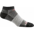 Charcoal - Darn Tough - Men's Merino Wool No Show Ultra-Light