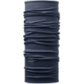 Denim - Buff - - MERINO WOOL BUFF - XX - Seaport Blue