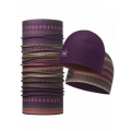 OSLO PLUM - Buff - Original Hat and Neckwear Set
