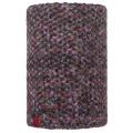MARGO PLUM - Buff - Knit Neckwarmer