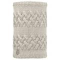 SAVVA CREAM - Buff - Knit Neckwarmer