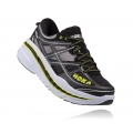 Anthracite / Acid - HOKA ONE ONE - Stinson 3