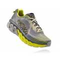 Cool Gray / Acid / Black - HOKA ONE ONE - Men's Arahi