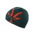 Jasper Heather - Ibex - Knit Logo Beanie