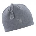 Tin Heather - Ibex - Top Knot Hat