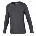 Black - Ibex - Woolies 3 Pullover