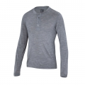 Stone Grey Heather - Ibex - OD Henley