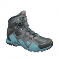 Graphite / Pacific - Mammut - Women's Comfort High GTX Surround Boot