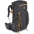 Anvil Grey - Mountainsmith - - LARIAT 65 BACKPACK - Anvil Grey