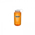 Orange - Nalgene - Wide Mouth Bottle Orange 32 oz