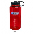 Red - Nalgene - Tritan Widemouth 1 Quart Bottle