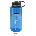 Blue - Nalgene - Tritan Widemouth 1 Quart Bottle