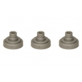Silver     - Nathan - Race Caps 3-Pack