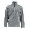 Smoke - Simms - Rivershed Sweater QTR Zip