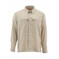 Sandstone Plaid - Simms - Stone Cold LS Shirt