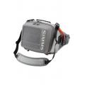 Gunmetal - Simms - Waypoints Hip Pack Large