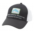 Coal - Simms - Small Trout Trucker