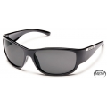 Black - Suncloud - Convoy  - Gray Polarized Polycarbonate